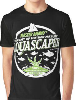 Aquascaper Graphic T-Shirt