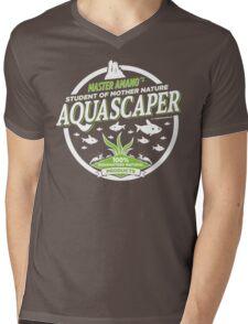 Aquascaper Mens V-Neck T-Shirt