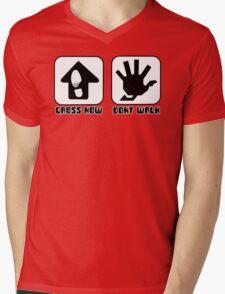 Walk Now... Mens V-Neck T-Shirt