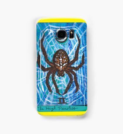 Arthropod Tarot - Card 2, The High Priestess Samsung Galaxy Case/Skin