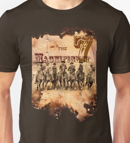 The Magnificent Gang (1) Unisex T-Shirt