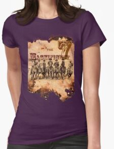 The Magnificent Gang (1) Womens Fitted T-Shirt