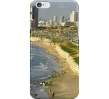 Tel Aviv. iPhone Case/Skin