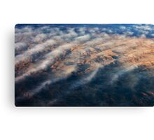 Mountain Abstract VI Canvas Print