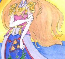 Princess Zelda Sticker