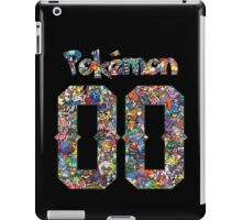 Pokémon 00 iPad Case/Skin