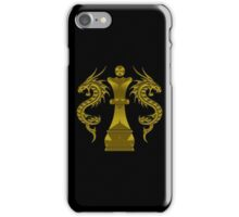 Chess Mate Number Seventy-Nine iPhone Case/Skin