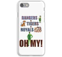 S.F. GIANTS - 3 World Series iPhone Case/Skin