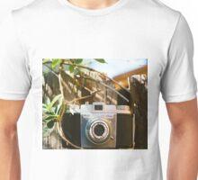 Kodak Pony 135 Vintage Camera Unisex T-Shirt