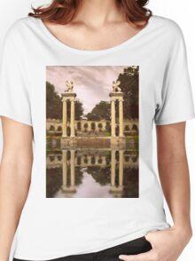 Reflections of an Amphitheater Women's Relaxed Fit T-Shirt