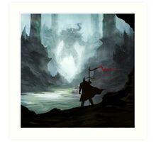 Avatar of Spirereach Pass Art Print