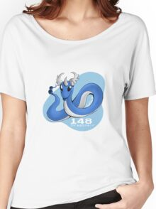 Pokemon #148: Dragonair Women's Relaxed Fit T-Shirt