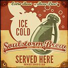 Ice Cold Soulstorm Brew by Jonny Eveson