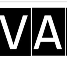 IVAN LOCKED Sticker