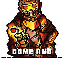 StarLord - Come and Get Your Love by Crescent31