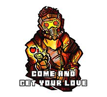 StarLord - Come and Get Your Love Photographic Print