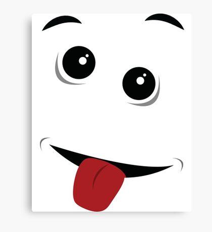 Goofy Canvas Print