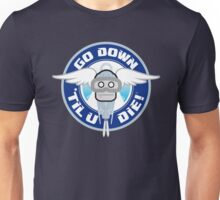 """Go Down 'til You Die!"" - Skimbie Unisex T-Shirt"