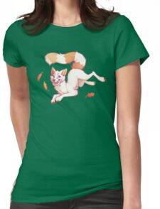 Autumn's Fall Womens Fitted T-Shirt
