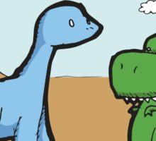 Lil' Dinos Sticker