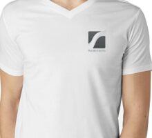 PulseHeberg Mens V-Neck T-Shirt