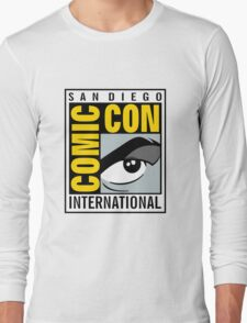 Comic Con Long Sleeve T-Shirt