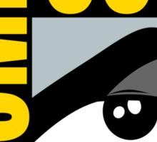 Comic Con Sticker