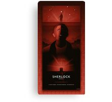 Sherlock Series 2 Canvas Print