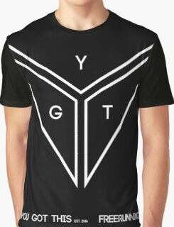 Double Positive YGT Representative v1.0 Graphic T-Shirt