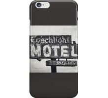 Coachlight Motel in Chicago iPhone Case/Skin