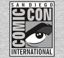 Comic Con Greyscale One Piece - Long Sleeve