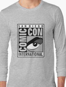 Comic Con Greyscale Long Sleeve T-Shirt