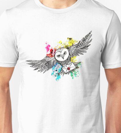 Hedwig Unisex T-Shirt