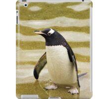 Penguin Paddling iPad Case/Skin