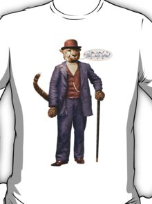 "One Cool Cat: ""Well . . . Hello, kitties!"" T-Shirt"