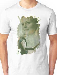Emma Swan - brush effect Unisex T-Shirt