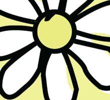 Life Is Good Yellow Sticker