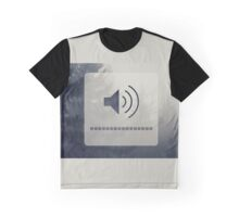 Desolate Silence Graphic T-Shirt