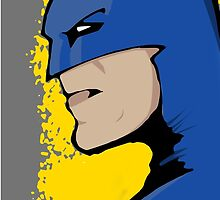 TDK Blue and Yellow by Dan Wright