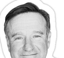 Oh Captain, My Captain - Robin Williams Sticker