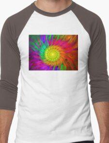 Follow the Rainbow Men's Baseball ¾ T-Shirt