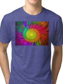 Follow the Rainbow Tri-blend T-Shirt