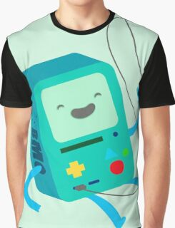 BMO, The Robot Graphic T-Shirt