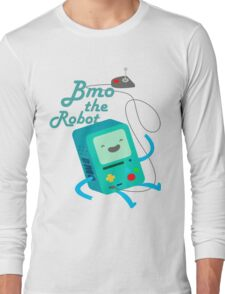 BMO, The Robot Long Sleeve T-Shirt