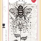 THE HISTORY OF THE BEE by Gea Jones