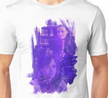 Rory Gilmore - brush effect Unisex T-Shirt