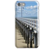 Urangan Pier - Hervey Bay Qld iPhone Case/Skin