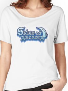 Skies Of Arcadia Women's Relaxed Fit T-Shirt