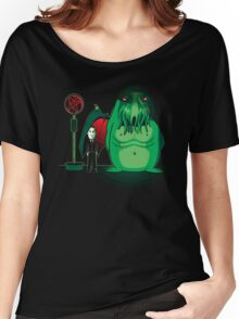 Cthulhu Waits Women's Relaxed Fit T-Shirt