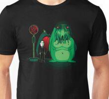 Cthulhu Waits Unisex T-Shirt